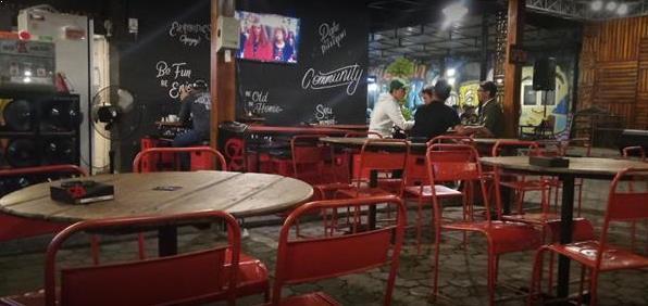 Cafe Murah waroeng wahid