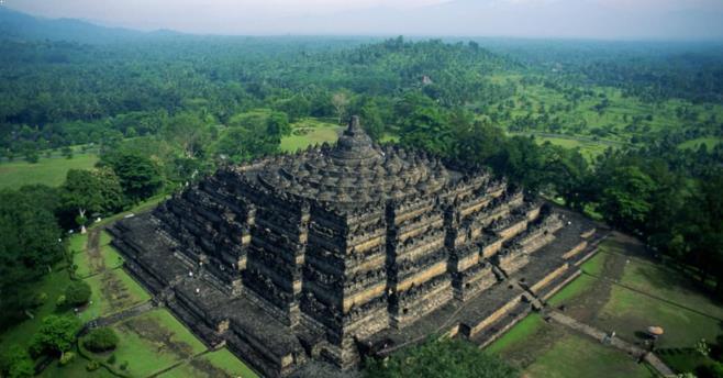 Candi Borobudur Yogyakarta