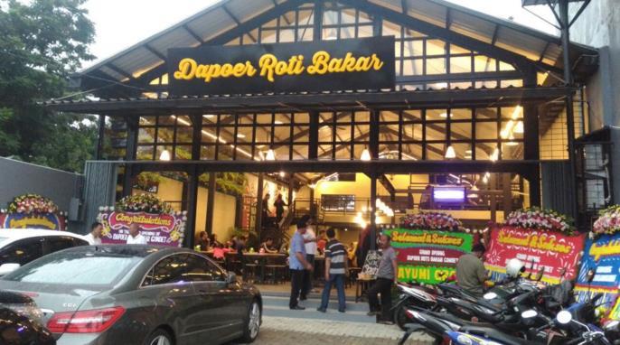 Dapoer Roti Bakar Jakarta