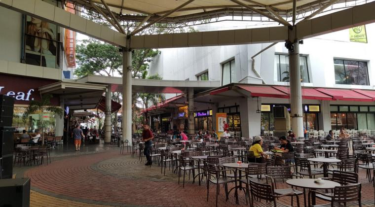 Downtown Walk Summarecon Mall Serpong Bekasi