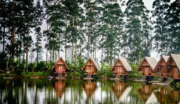 Gambar Dusun Bambu Lembang Bandung