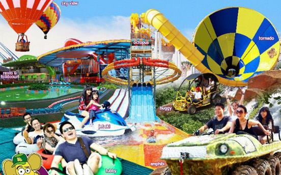 Foto Kampung Gajah Wonderline
