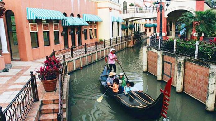 Foto Little Venice Puncak