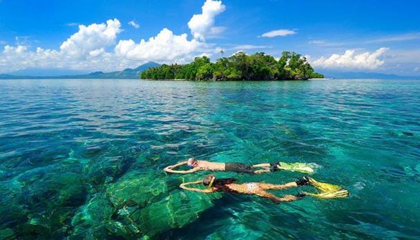 Foto Taman Laut Bunaken