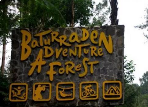 Gambar Baturaden Adventure Forest