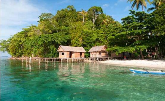 Gambar Destinasi Wisata Pulau Batanta