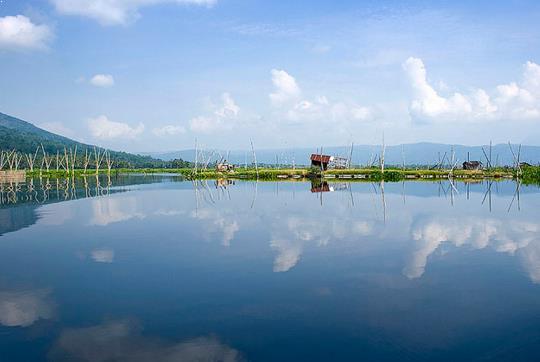 Gambar Destinasi wisata rawa pening