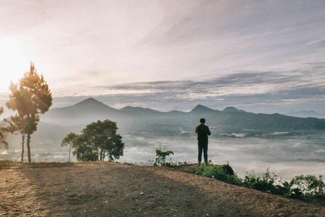 Lokasi Gunung Putri Lembang