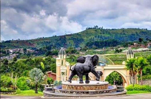 Gambar Kampung Gajah Wonderline