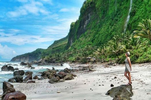 Gambar Pantai Menganti Kebumen
