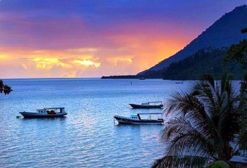 Gambar Taman Laut Bunaken