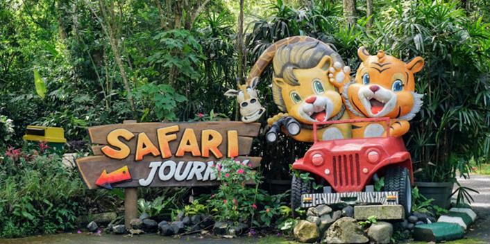 Gambar Taman Safari Indonesia