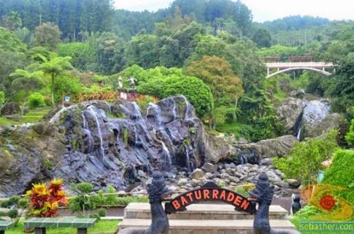 Gambar Wisata Alam Baturaden