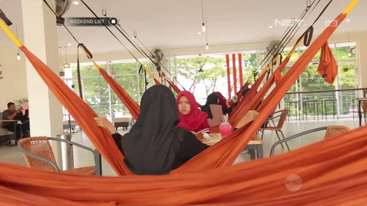 Hammock Cafe Tangerang