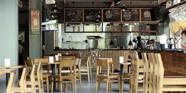 Intro Jazz Bistro Cafe