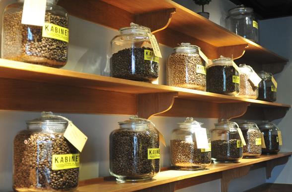 Kabinet Coffee Surabaya