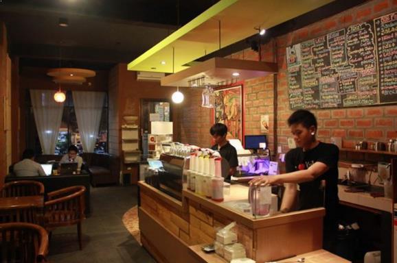Kedai Kopi Espresso Bar