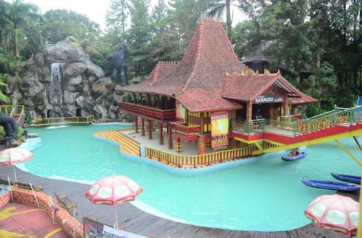 Objek Wisata Taman Wisata Matahari Cisarua