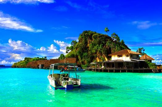 Paket Wisata Pulau Misool Raja Ampat