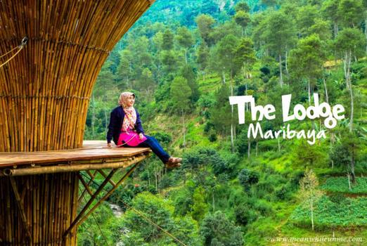 Pesona The Lodge Maribaya