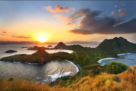 Photo Pulau Padar
