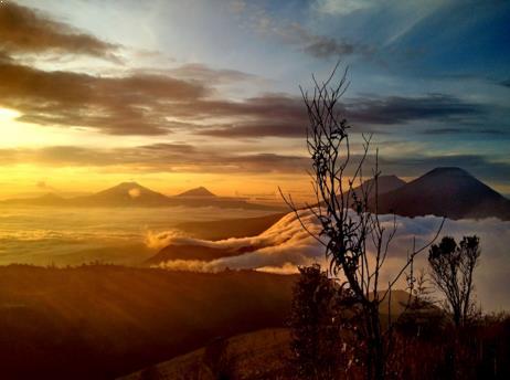Photo Gunung Prau Dieng