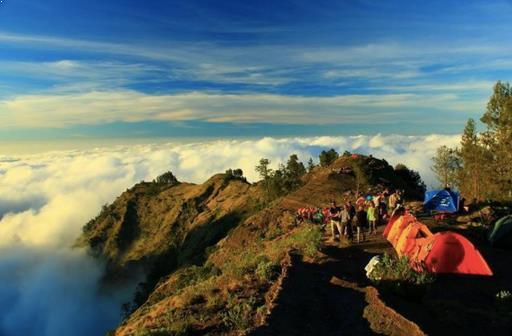 Photo Gunung Rinjani