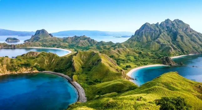 Photo Pulau Komodo