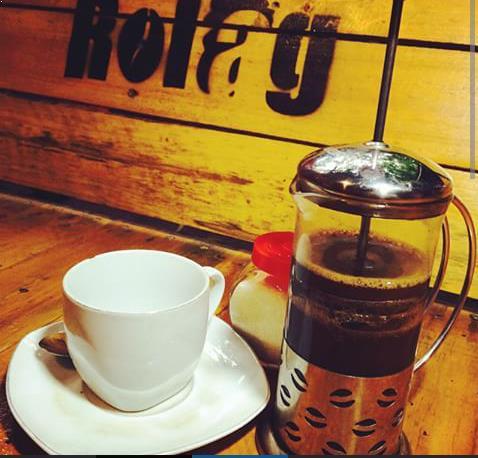 Rolag Cafe Surabaya
