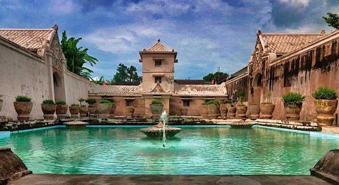 Taman SariYogyakarta