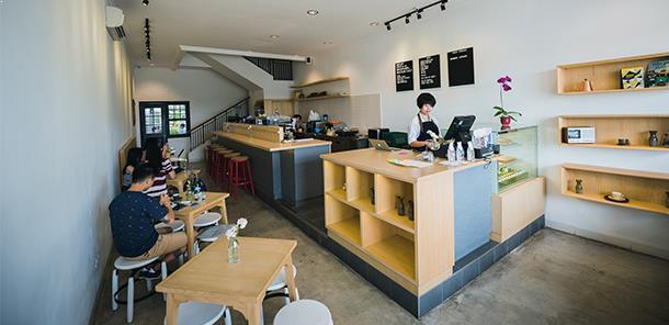Turning Point Coffe Shop tangerang