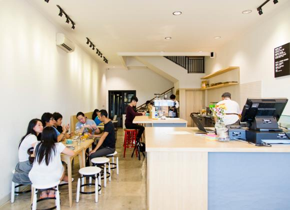 Turning Point Coffe Shop