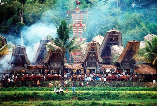 Upacara Pemakaman Toraja