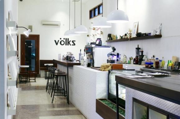 Volks Coffee Surabaya