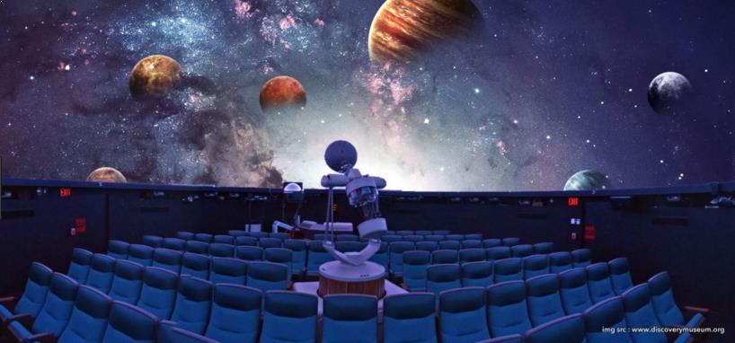 Wisata Edukasi Planetarium Jakarta