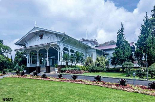 Wisata Istana Presiden Cipanas