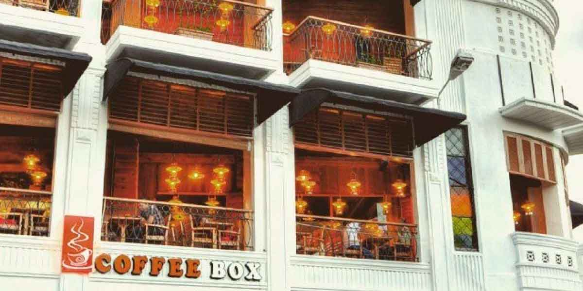 Coffe Box