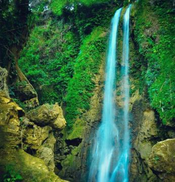 Gambar Air Tejun Tadah Hujan