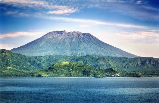 Gambar Gunung Krakatau