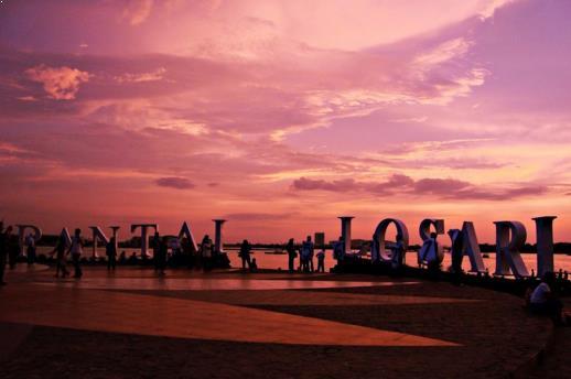 Gambar Pantai Losari