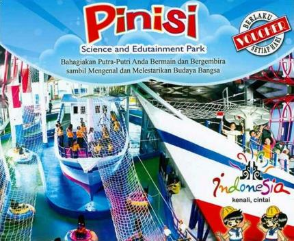 Gambar Pinisi Science and Edutainment