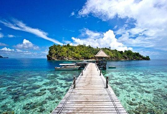 Gambar Pulau Biak Papua