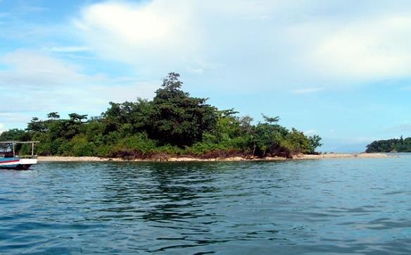 Gambar Pulau merak