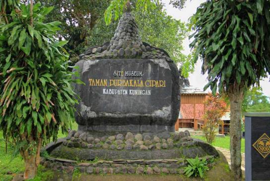 Gambar Situs Purbakala Cipari