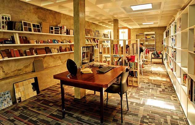 Gambar The Reading Room Jakarta