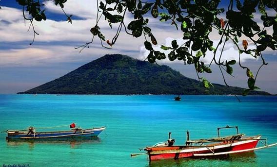foto Destinasi wisata Pulau Bunaken Manado