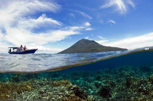 tempat wisata di sulawesi utara