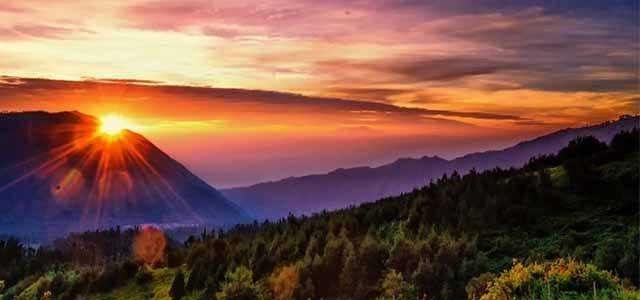 Gambar Penanjakan 1 Gunung Bromo