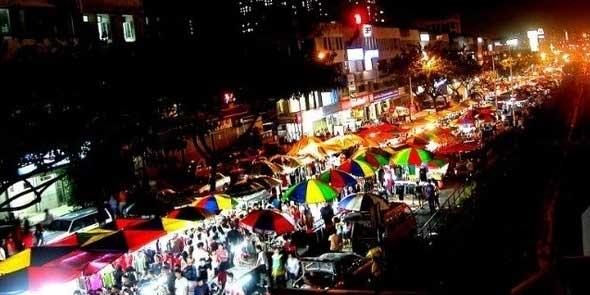 Ngarsopuro Night Market Solo