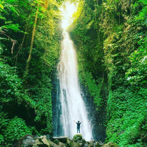 Air Terjun Srambang - Ngawi